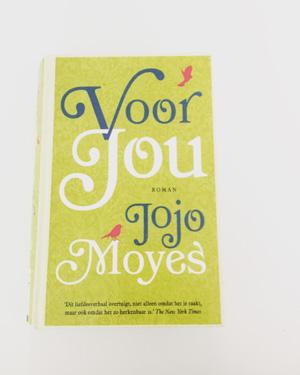 Maiden Magazine boekclub: 'Voor jou' van Jojo Moyes