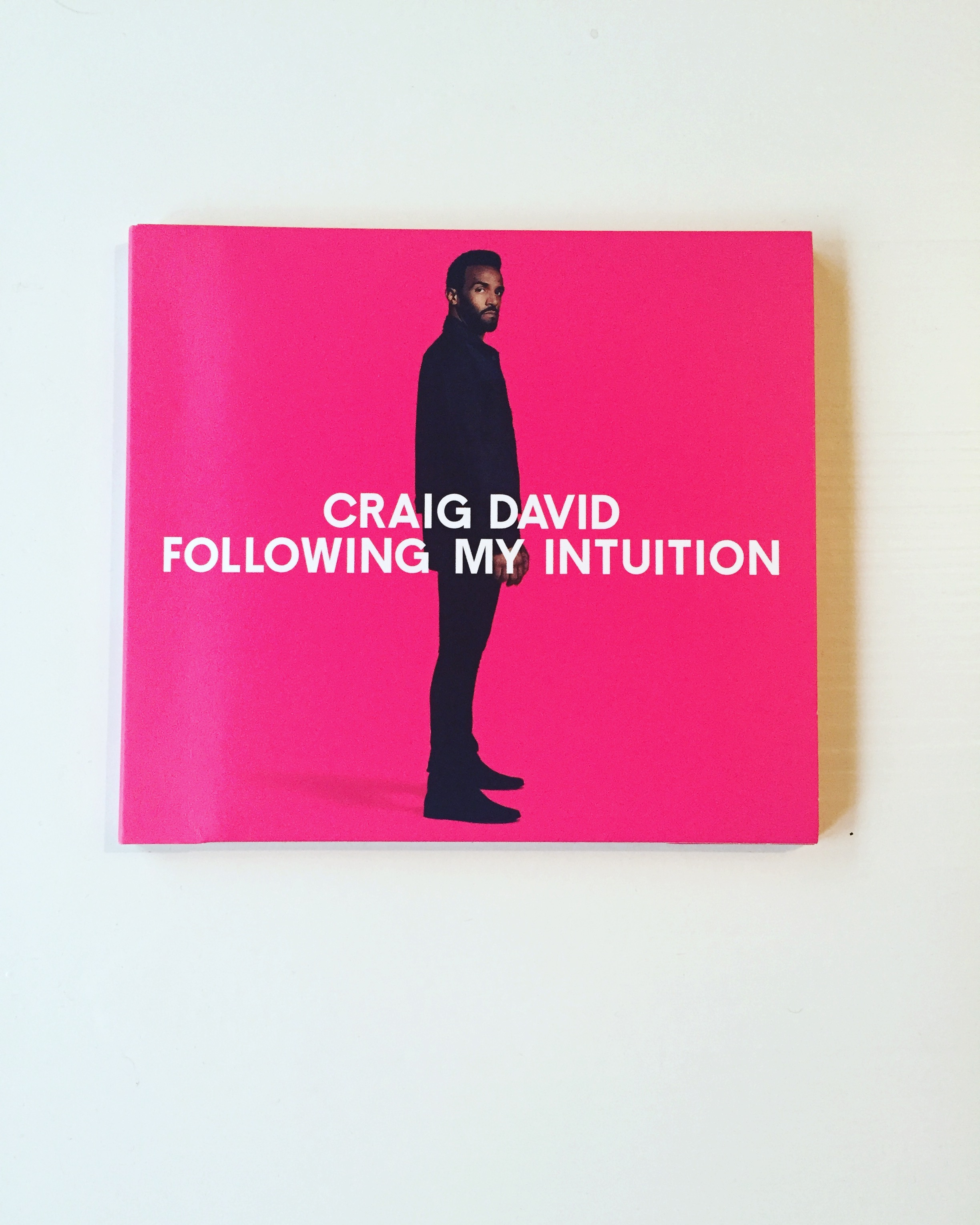 He is back…Craig David