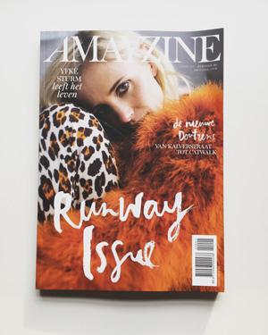 Amayzine; fashion & beauty magazine voor paper lovers
