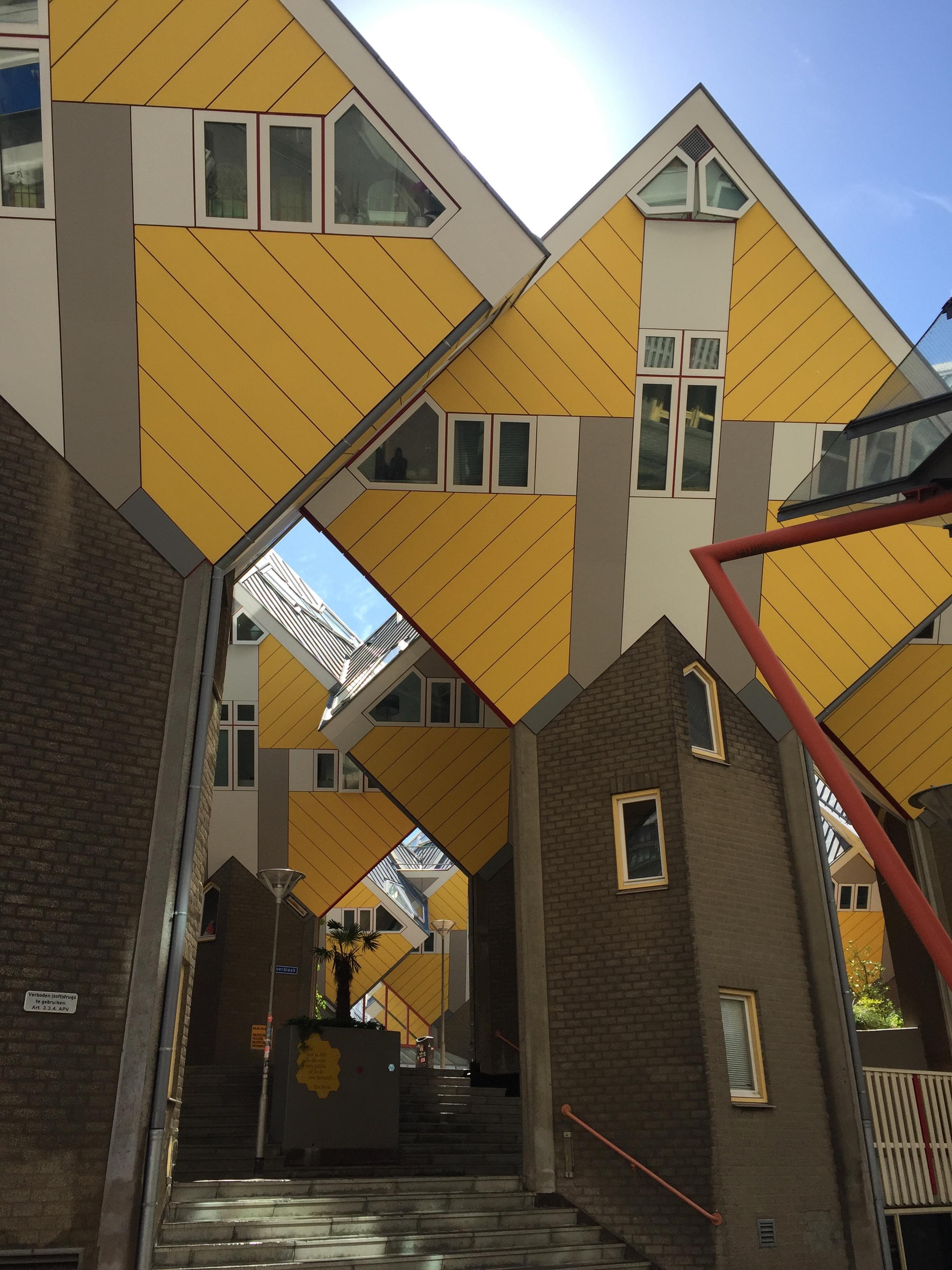 Maiden's Cityguide Rotterdam.