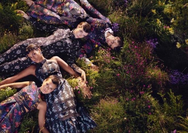 Erdem X H&M: verlanglijst van Maiden Magazine