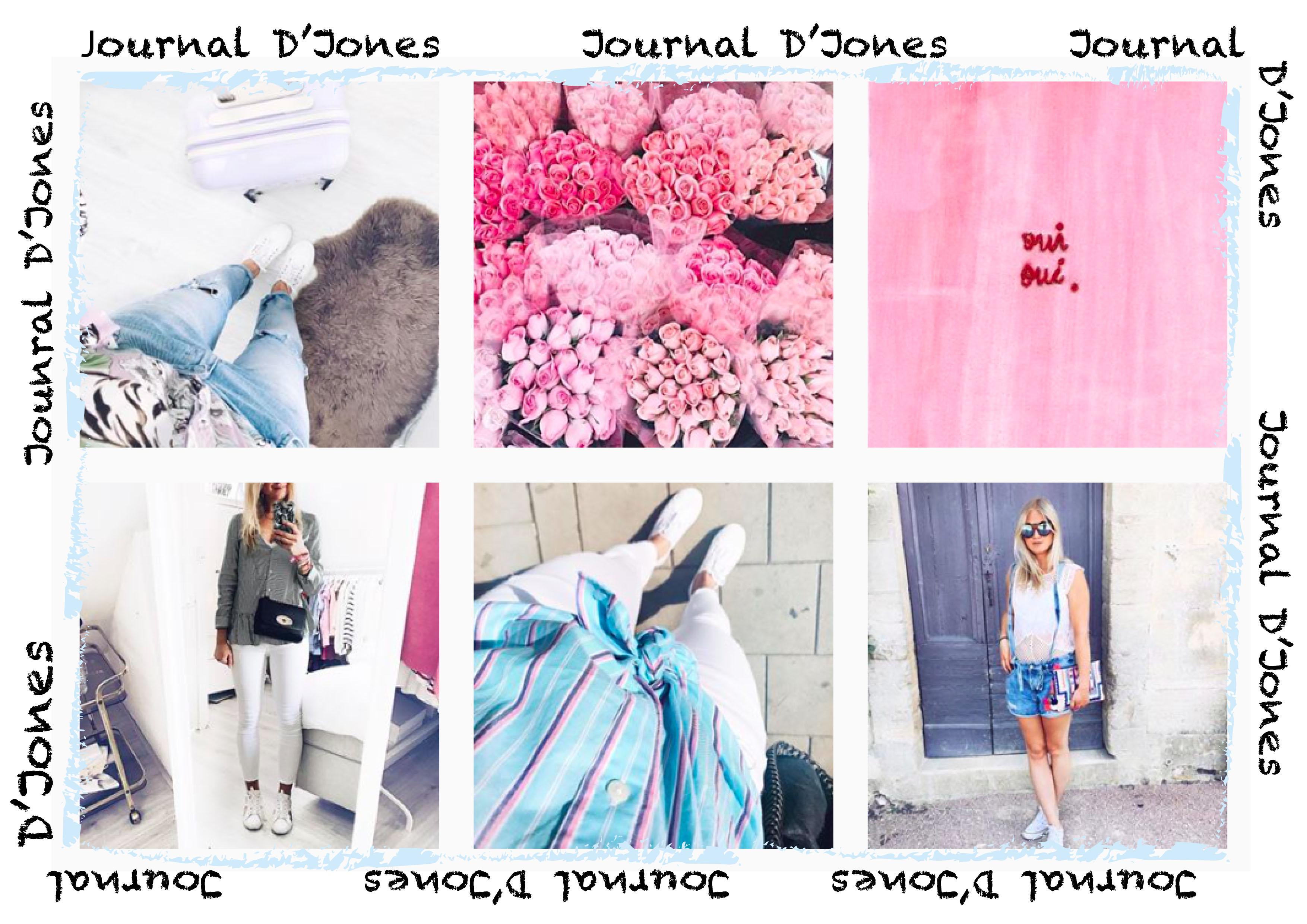 Follow Friday: Journal D'Jones