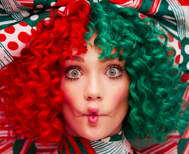 Songs to love: Sia – Everyday is Christmas