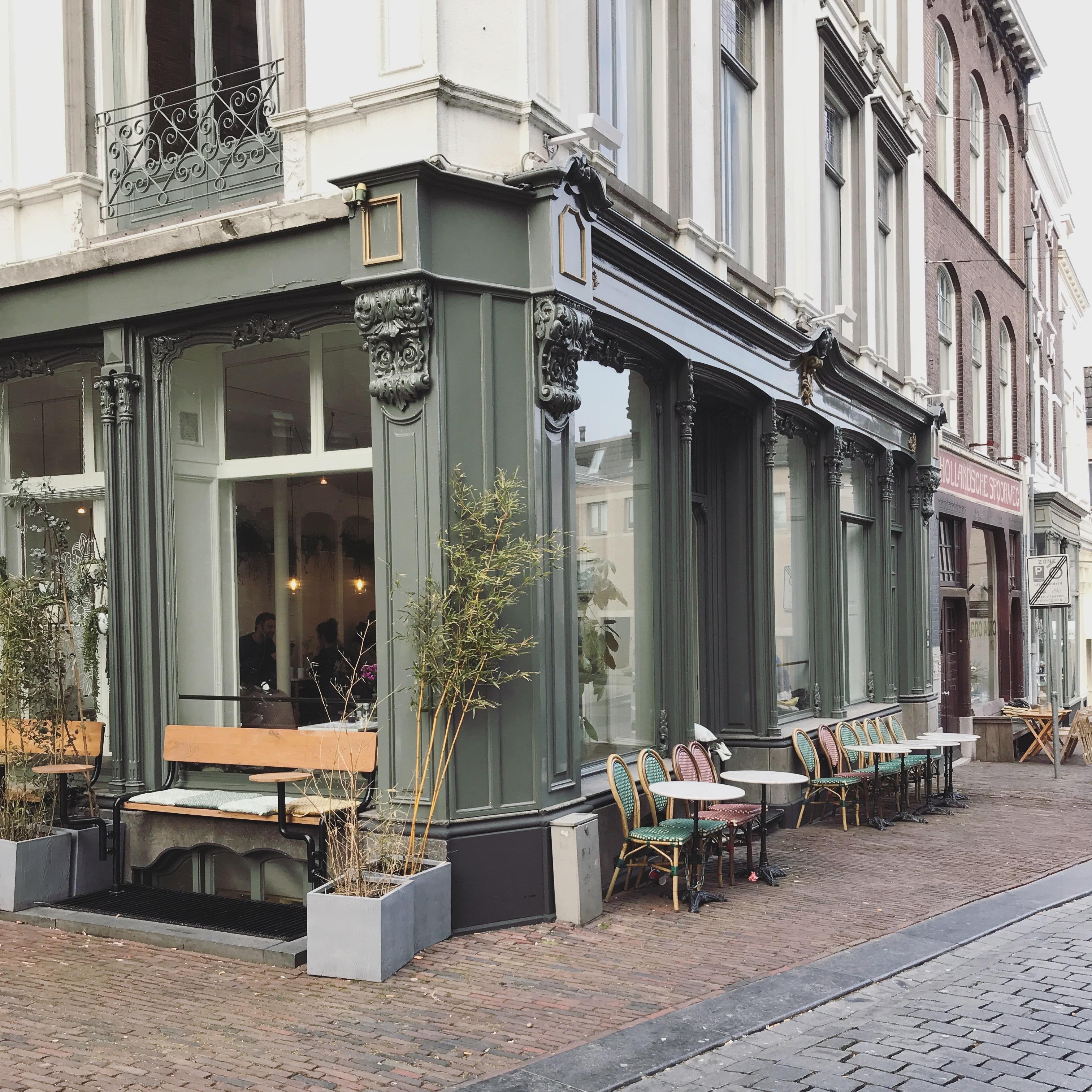 Maiden Magazine spot: Down Town, Nijmegen