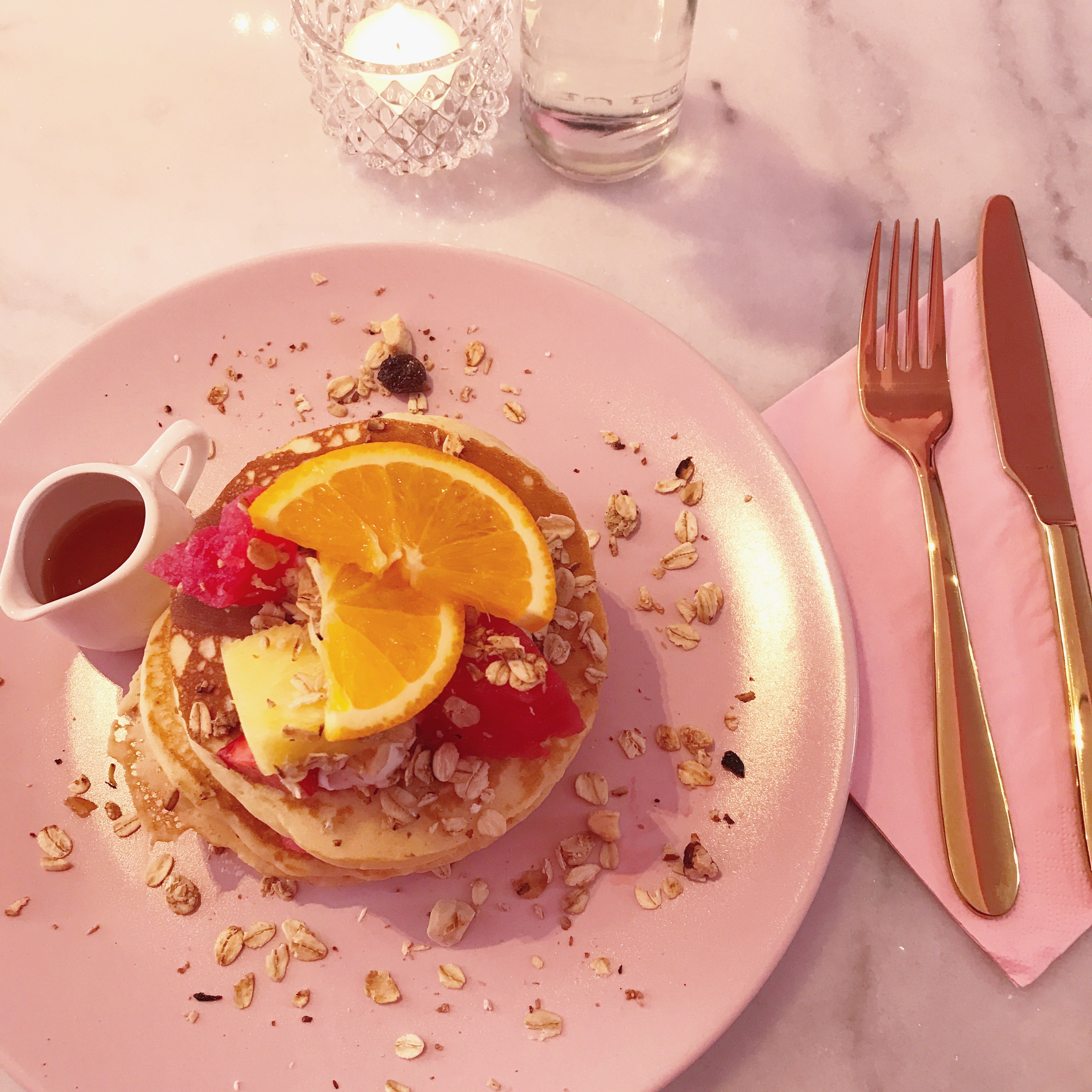 Maiden Magazine spot: Eatery The Pancake