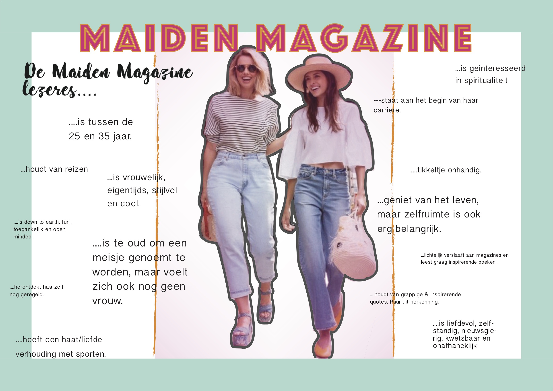 MaidenMagazinedoelgroeplezeresgirlswoman