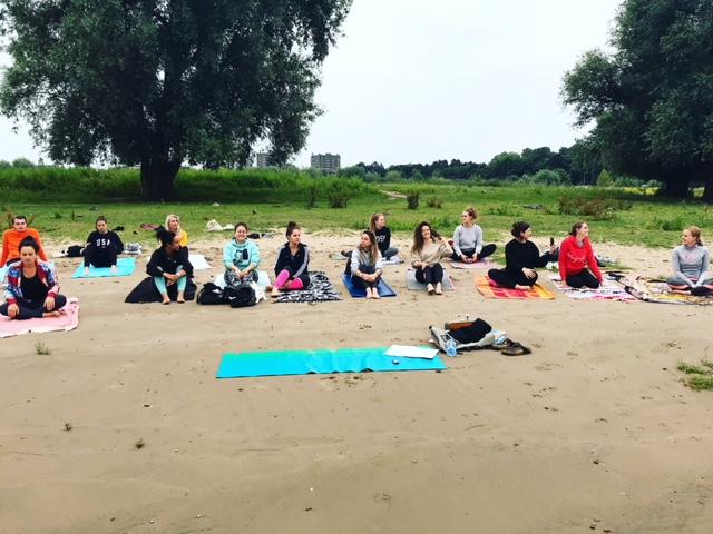 Maiden Magazine Column Ananda Flass Yoga Lifestyle Nijmegen