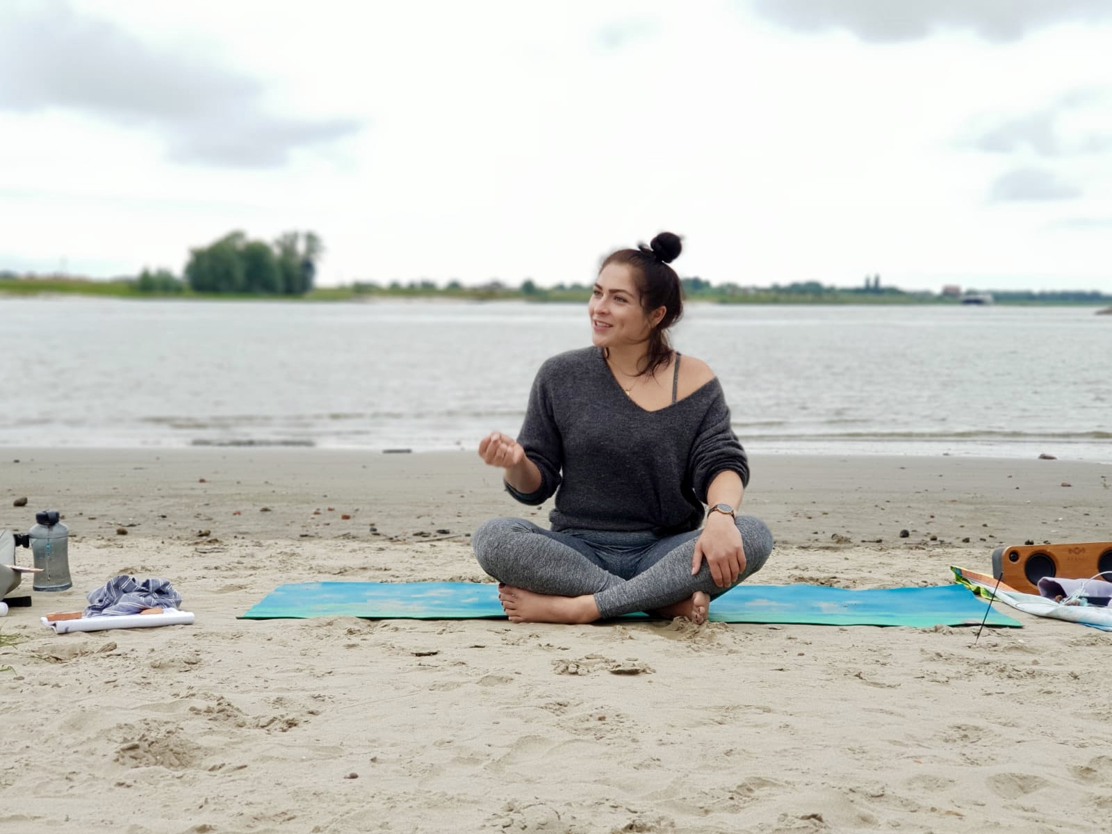 Maiden Magazine Yoga Lifestyle Nijmegen Ananda Flass Column