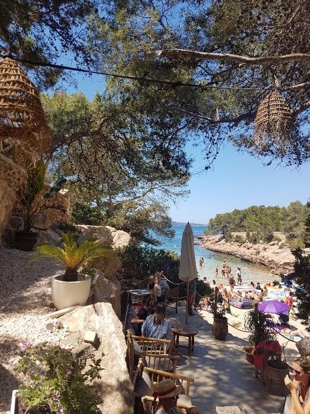 ZonZeeStrand Ibiza Travel Maiden Magazine Eva Column